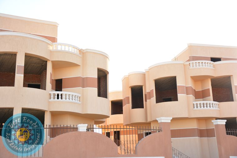 Sea view villa for sale in Hurghada (Al Ahyaa)