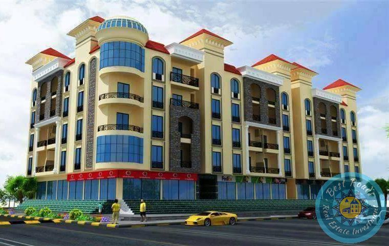 Hurghada property and apartments-compound