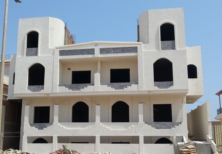 Hurghada property and apartments in Magawish.From the builder.