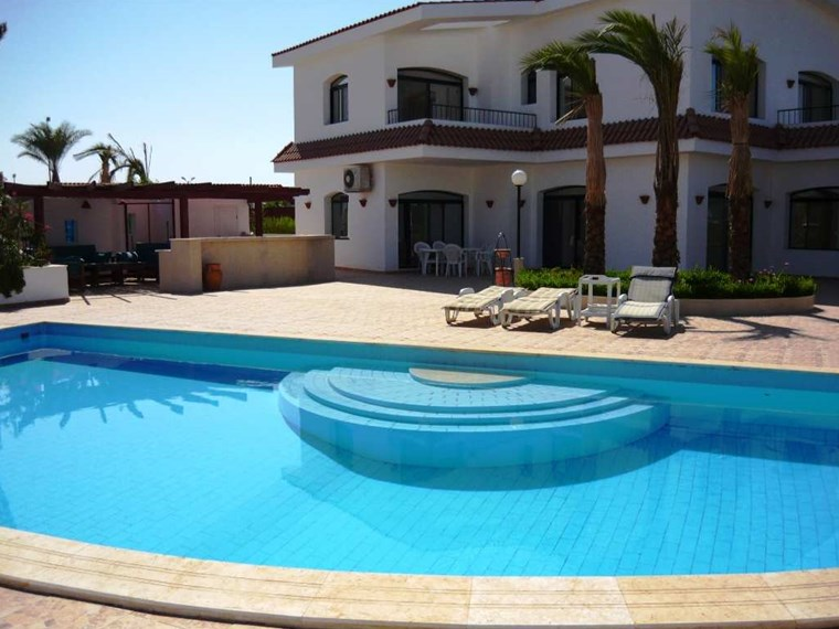 Exclusive Villa With Privet Beach For Sale