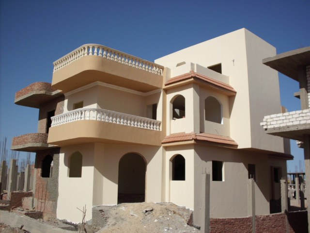 Unfinished Villa For Sale In Megawish Area