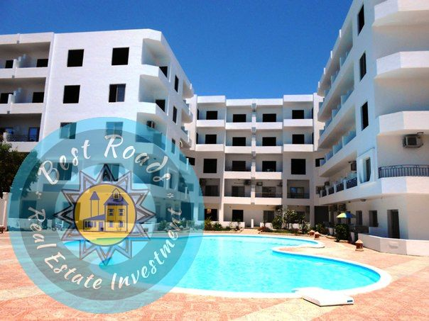 Luxury apartment for sale in Hurghada  in the complex Makramiya !!!