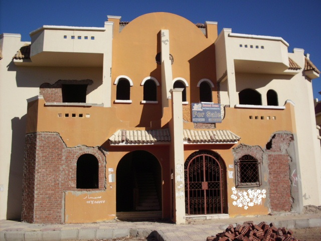 Villa For Sale In Mubarak 6 Without Finishing