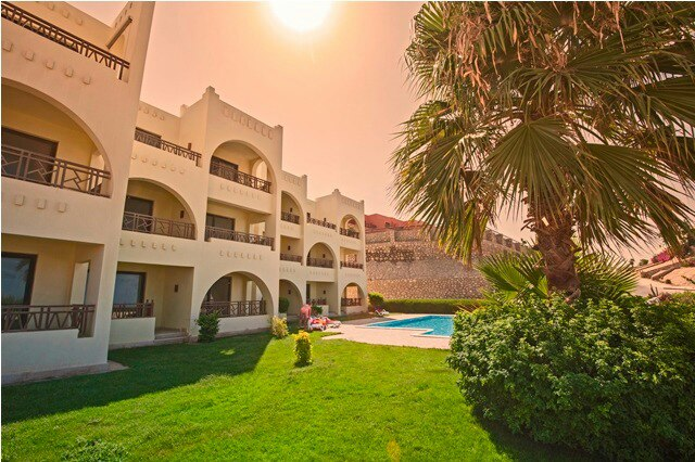 Duplex for sale in Hurghada in the complex The View