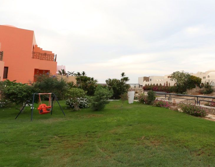 Villa with garden and swimming pool in Hurghada(The View)