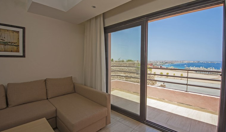 Sea view apartment in Hurghada (The View)