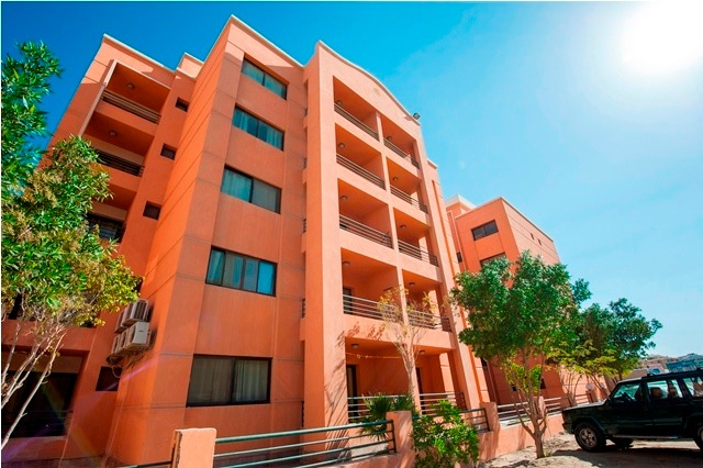 Luxury apartment for sale in Hurghada with 3 bedrooms,El Kawther