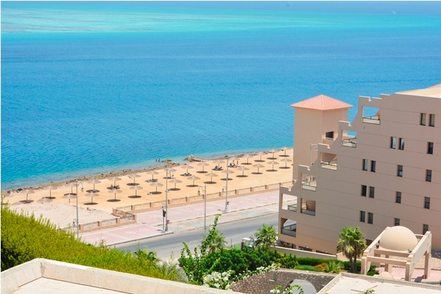 Studio for sale in Hurghada  in the residential complex